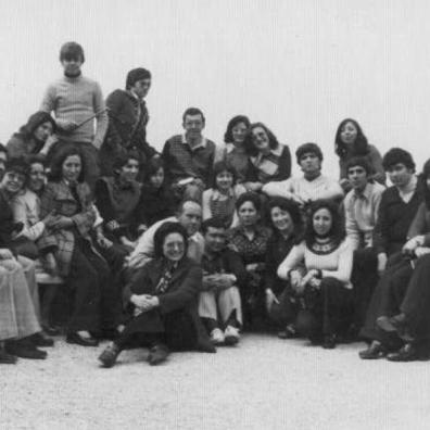Viaje a Mallorca 1975